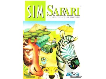 sim safari step into the african pc