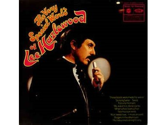 Lee Hazlewood - The Very Special World Of Lee Hazlewood - LP