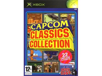Capcom Classics Collection Vol 1