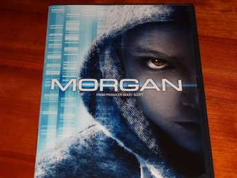 MORGAN ~ Artificiell intelligens i Mänsklig form ~ Science Fiction, Ridley Scott