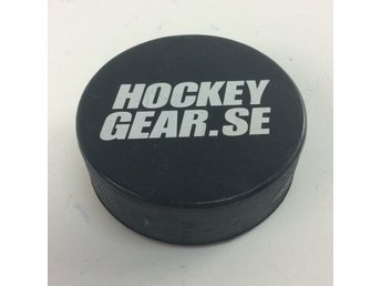 Gear, Hockey puck, Svart