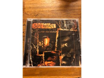 "Soilwork ""The Predators portrait"" Cd In Flames, Dark tranquility"