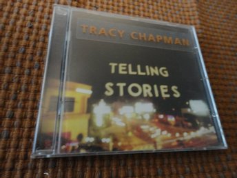 TRACY CHAPMAN -- TELLING STORIES
