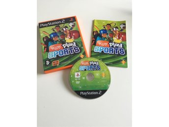 Playstation 2 Eye Toy Play Sports