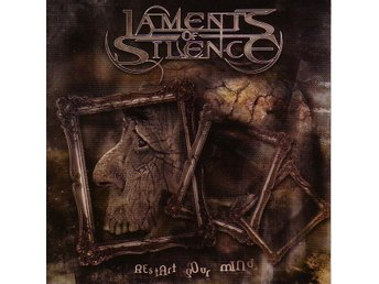 Laments Of Silence-Restart your mind / CD / Goth/Death Metal