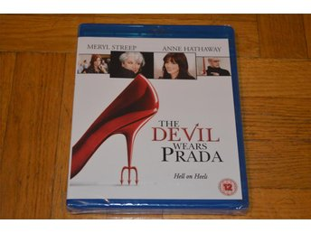 Djävulen bär Prada - The Devil Wears Prada - 2006 - Bluray Blu-Ray Inplastad - Töre - Djävulen bär Prada - The Devil Wears Prada - 2006 - Bluray Blu-Ray Inplastad - Töre