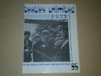 Beatles Unlimited #95 (Mars / April 1991) - Fint Skick!