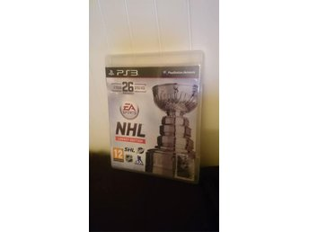 Playstation 3- NHL Legacy Edition