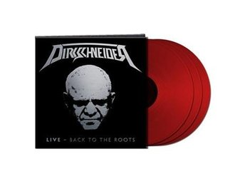 U.D.O.: Dirkschneider Live/Back to... (Red) (3 Vinyl LP) FRAKTFRITT