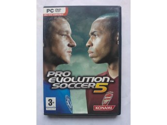 PC - Pro Evolution Soccer 5
