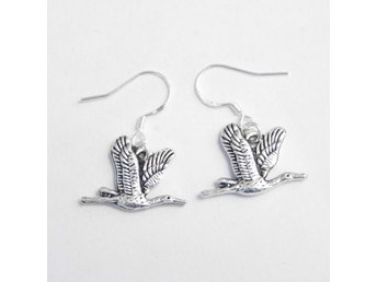 Gås örhängen / Goose earrings