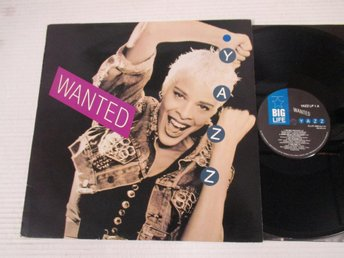 "Yazz ""Wanted"""