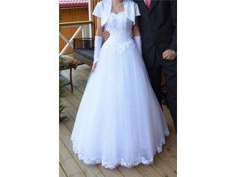 Vacker brudklänning, White Lady - Skärholmen - Vacker brudklänning, White Lady - Skärholmen