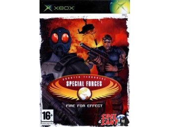Counter Terrorists Special Forces Fire for Effect