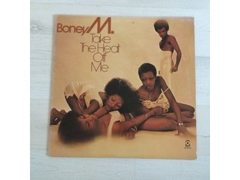 BONEY M - TAKE THE HEAT OFF ME. (LP)