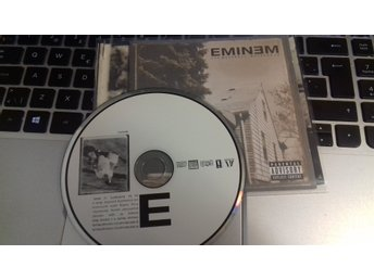 Eminem - The Marshall Mathers LP - 2000 - VG