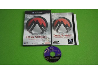 Dark Summit KOMPLETT Gamecube Nintendo Game Cube