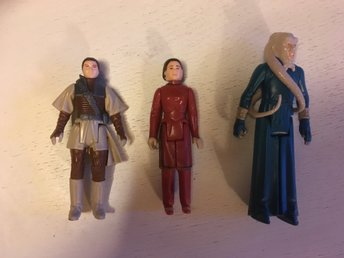 Star wars 80 talsfigurer