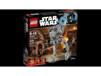 Lego Star Wars 75153 AT-ST - ny/oöppnad