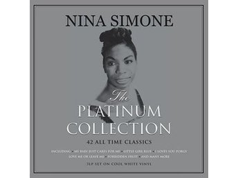 Simone Nina: The platinum collection (White) (3 Vinyl LP)
