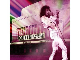 Queen: A night at The Odeon 1975 (CD)