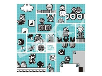 Puzzle Super Mario 30th Anni. Blue
