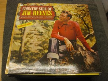 Jim Reeves - Country side of