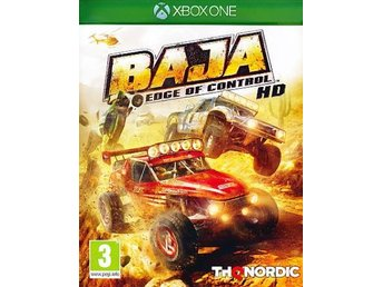 Baja Edge of Control (XBOXONE)