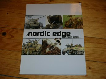 The Nordic Edge Model Gallery Vol.1 Canfora ISBN 978-91-976773-0-1