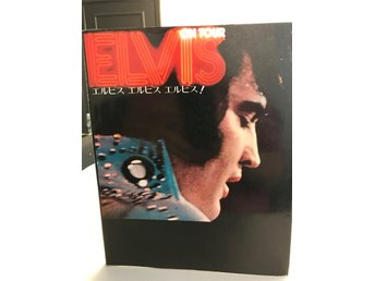 Elvis On tour - 100-sidig filmbok