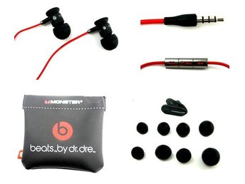 Monster Beats by Dr.Dre URbeat