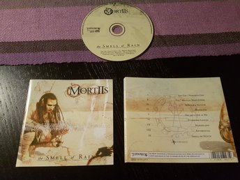 Mortiis - The smell of rain (2001) CD