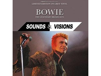 Bowie David: Sounds & visions (Grey/Ltd) (Vinyl LP)
