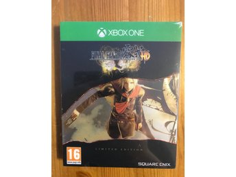 [XBOX ONE] FINAL FANTASY TYPE-0 HD (STEELBOOK) / NYTT & INPLASTAT