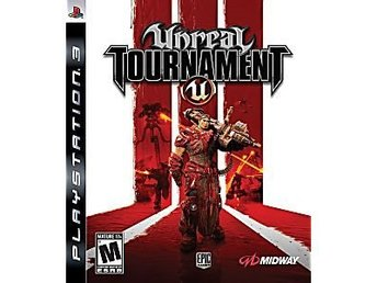 Unreal Tournament PS 3 - Playstation 3