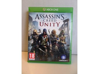 Assasins creed Unity - Xbox one