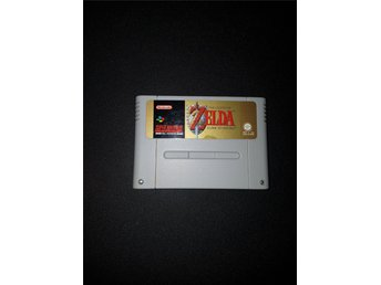 The Legend of Zelda a Link to the Past - Snes Super Nintendo