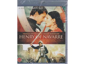 Henry of Navarre - Blu-Ray