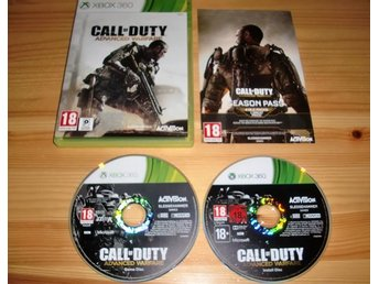 Xbox 360: Call of Duty Advanced Warfare