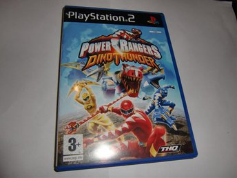 Power Rangers Dino Thunder NORDIC