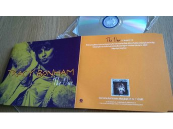 Tracy Bonham - The One, CD, Single, Promo