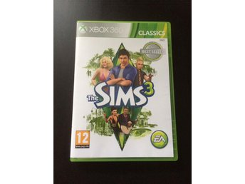 The Sims 3 Classic till Xbox 360