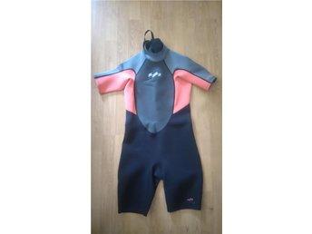 Billabong våtdräkt wetsuit shortie S - Trelleborg - Billabong våtdräkt wetsuit shortie S - Trelleborg