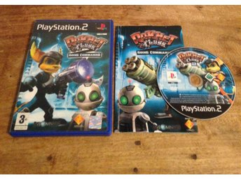 Ratchet & Clank 2 Going Commando  - Playststion 2 - PS2