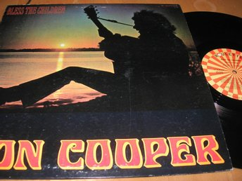 DON COOPER- debut US -69 ROULETTE Folkrock