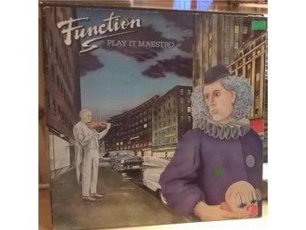 Function - Play It Maestro, LP - Kungshamn - Function - Play It Maestro, LP - Kungshamn