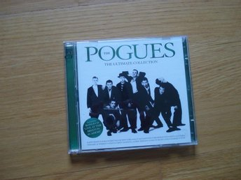 CD.skiva  The Pogues