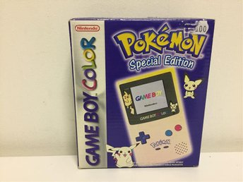 Pokémon Special Edition - Gameboy Color - Svensksåld - SCN