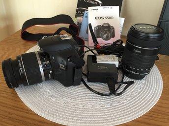 System kamera Canon EOS 550D - Dingle - System kamera Canon EOS 550D - Dingle