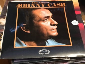 THE GREAT JOHNNY CASH SKICK MVG UBERFIN PRESSAD ENGLAND